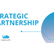 Strategic partnership between DME and Cloudsuppliers